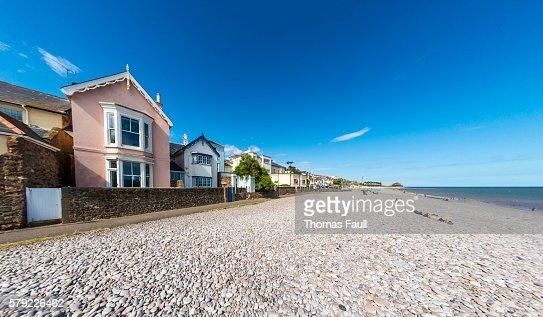 Budleigh Salterton in Devon