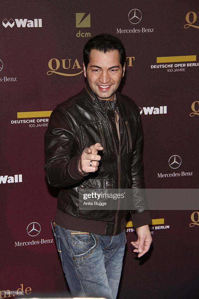 Buelent Sharif attends the 'Quartet' Berlin Photocall at Deutsche Oper on January 20, 2013 in Berlin, Germany.