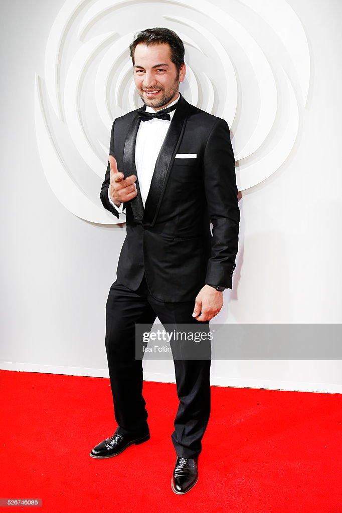 Buelent Sharif attends the Rosenball 2016 on April 30, 2016 in Berlin, Germany.