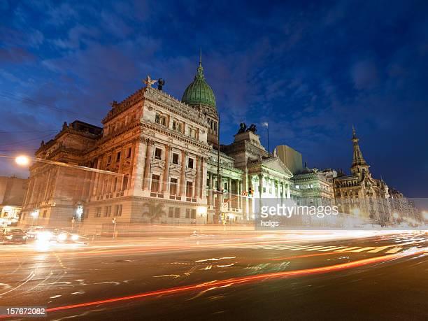 Buenos Aires, Argentina-edificio del Congreso