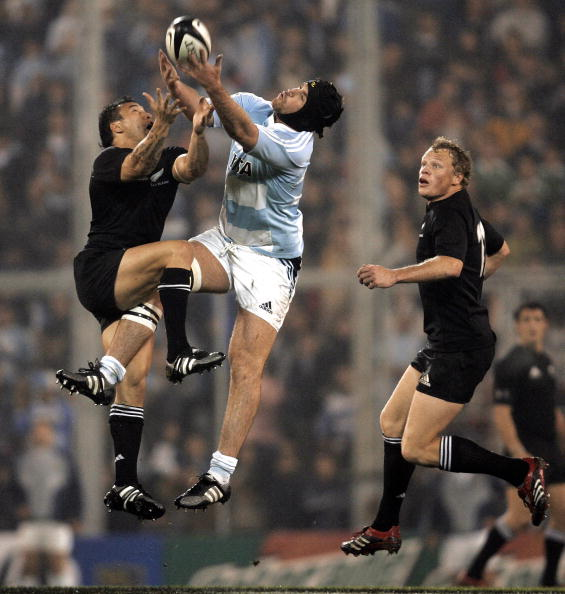 Argentina National Rugby Union Team Stock Photos And