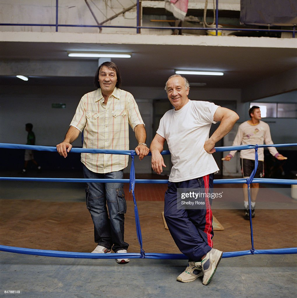 Buenos Aires Boxing Club : Stock Photo