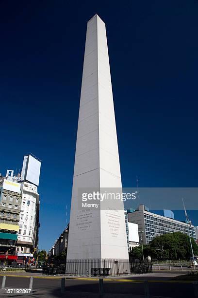 Obélisque de Buenos Aires, Argentine