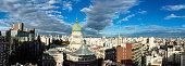 Buenos Aires skyline panorama