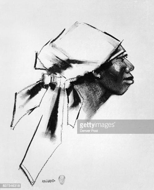 JUN 18 1974 JUN 20 1974 JUN 23 1974 'Buff Bay Lady' catches a handsome Jamaican in profile Credit Denver Post
