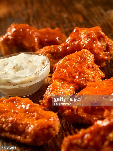 Buffalo Hot Chicken Wings