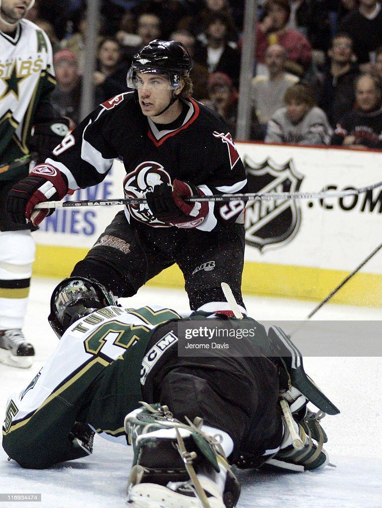 Dallas Stars vs Buffalo Sabres - December 14, 2005