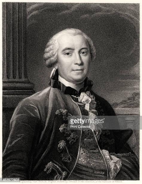 'Buffon' 19th century GeorgeLouis Leclerc Comte de Buffon French naturalist Author of the encyclopedic 44volume Histoire Naturelle Buffon proposed...