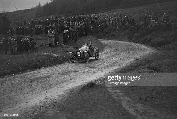 Bugatti Brescia 1496 cc Vehicle Reg No CT5219 Event Entry No 11 Driver Mays R Finished 1st in 1500cc Class Possibly the car known as Cordon Rouge...