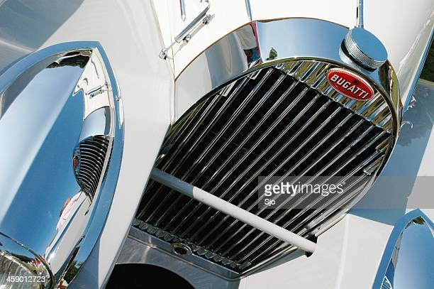 Bugatti T57 C Roadster detail