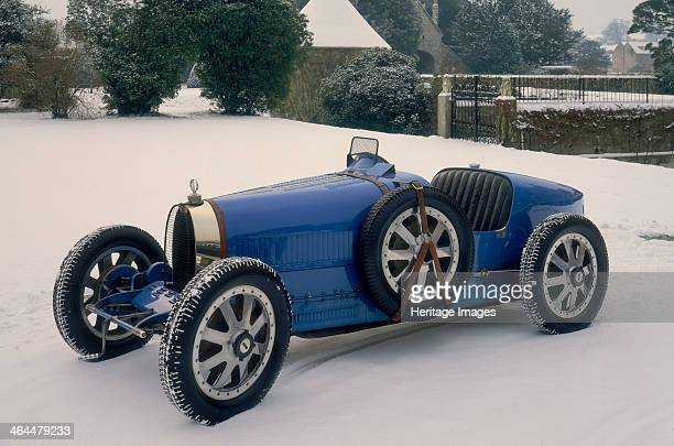 Bugatti Type 35 Opentop Bugatti with spare tyre strapped on and crank handle attached The Type 35 was the best known racing Bugatti and achieved...