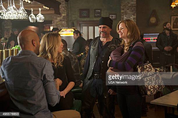 HOUSE 'Bugs In Your Eyes' Episode 110 Pictured KeeganMichael Key as Mark Rodriguez Jessica St Claire as Emma Crawford Marco Rodgriguez as Ortega...