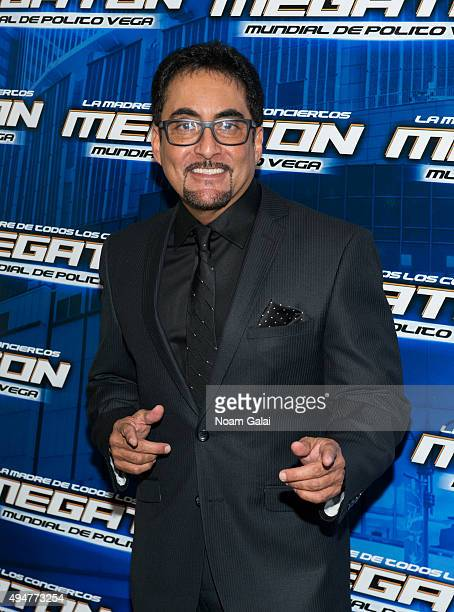 Buho attends the Mega 979 Megaton concert at Madison Square Garden on October 28 2015 in New York City
