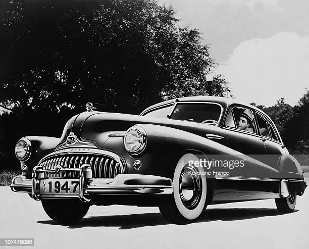 Buick Car On 1947