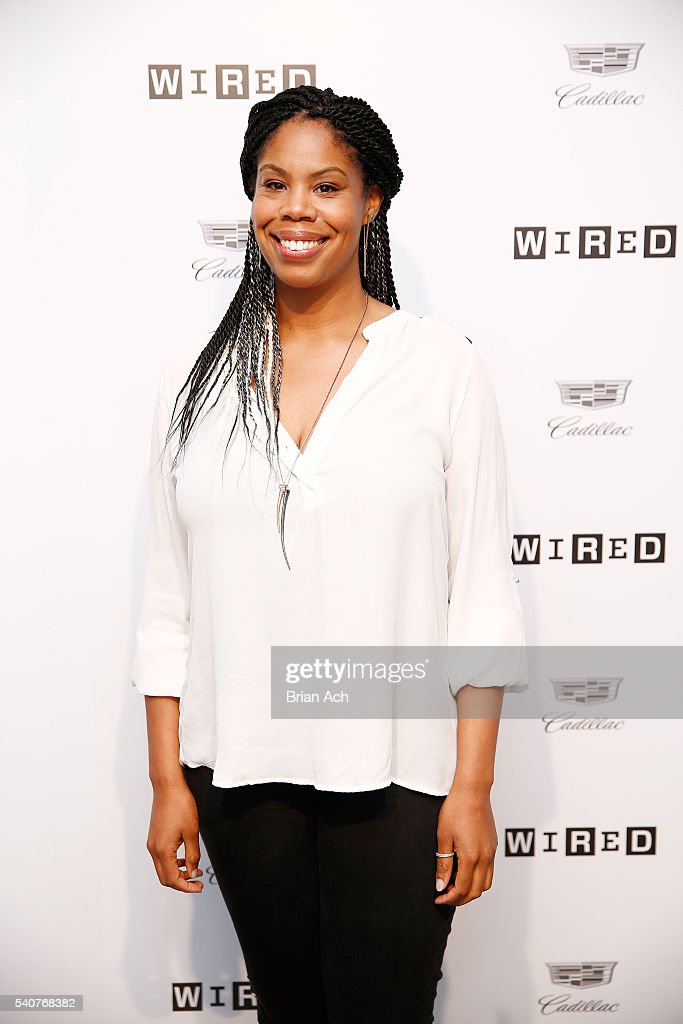 Build and Release Engineer at Slack Technologies, Inc Erica Baker attends the 2016 Wired Business Conference on June 16, 2016 in New York City.