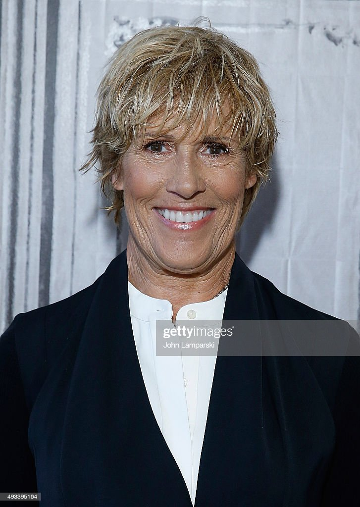 Build presents Diana Nyad at AOL Studios In New York on October 19 2015 in New York City