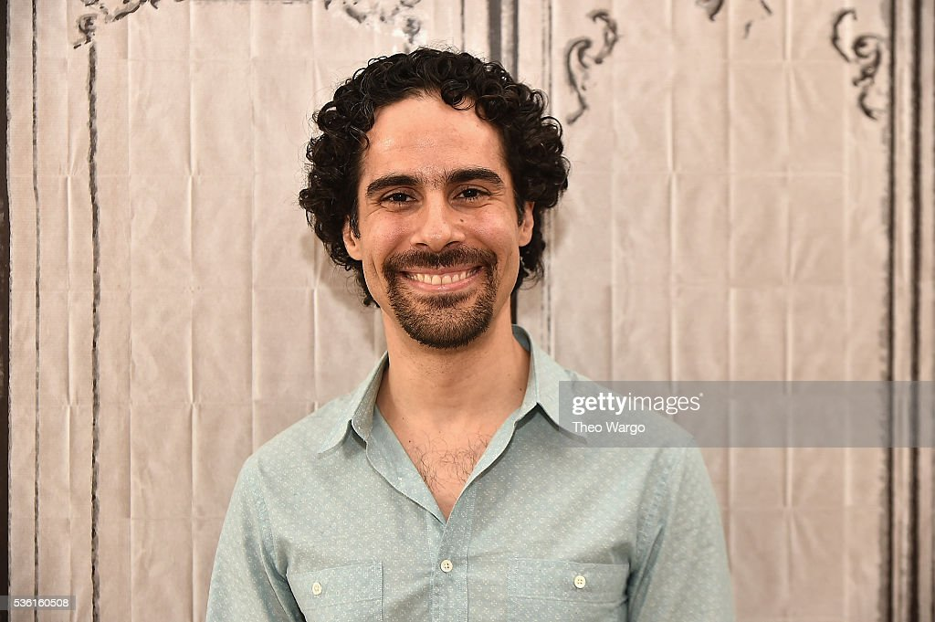 Build Speaker Series - Alex Lacamoire, 'Hamilton' at AOL Studios In New York on May 31, 2016 in New York City.
