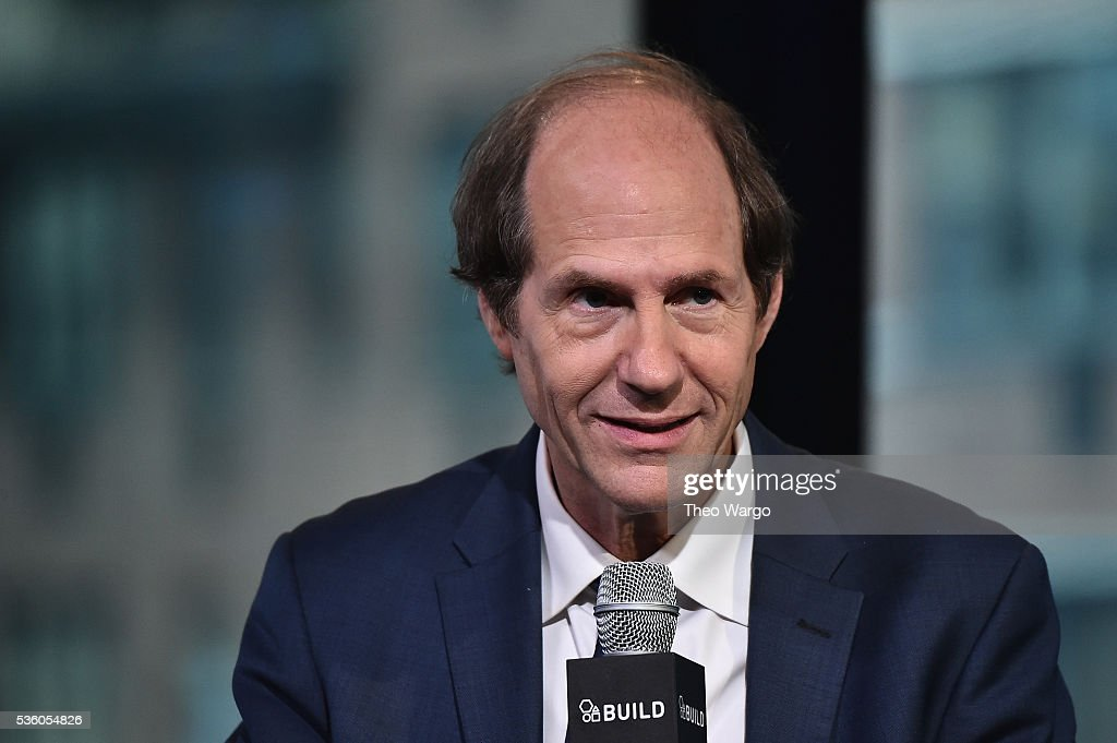 Build Speaker Series - <a gi-track='captionPersonalityLinkClicked' href=/galleries/search?phrase=Cass+Sunstein&family=editorial&specificpeople=3734426 ng-click='$event.stopPropagation()'>Cass Sunstein</a>, 'The World According To Star Wars' at AOL Studios In New York on May 31, 2016 in New York City.