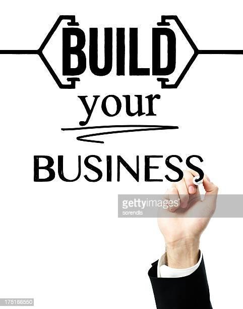 ビジネスを構築