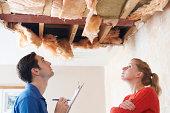 Estimating insurance claim