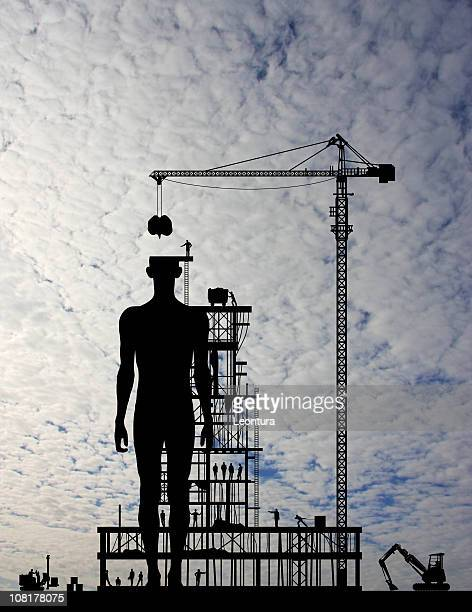 Builders Making a New Human