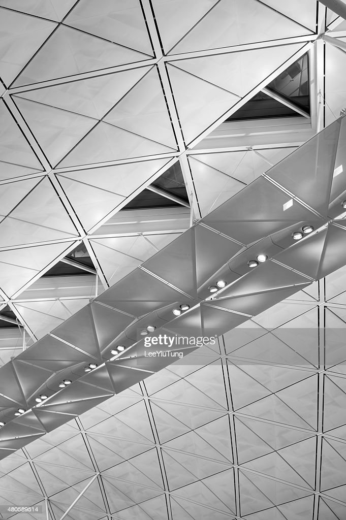 Building abstract : Stock Photo