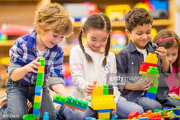 Building Block Towers