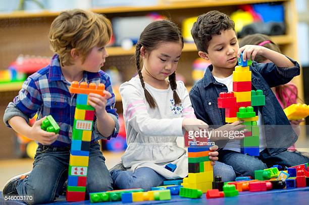 Building Block Towers