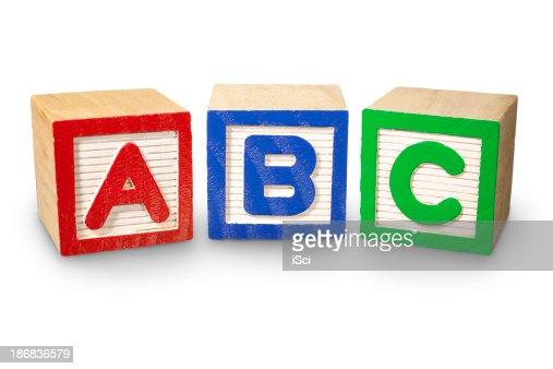 ABC Building Blocks