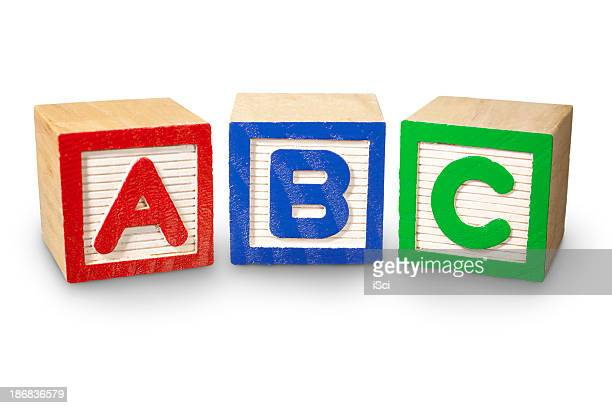ABC-Bausteine