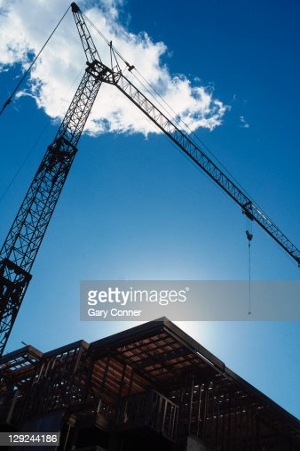 Building construction : Stock Photo