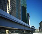 Building exterior, Tokyo prefecture, Japan