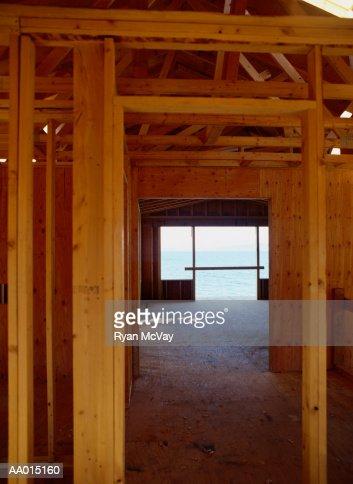Building Frame : Stock Photo