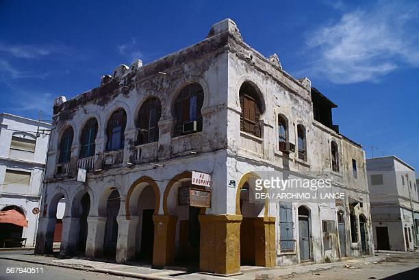 Building in Djibouti City Republic of Djibouti