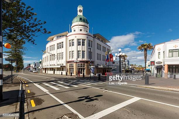 T & G Building in Napier, New Zealand