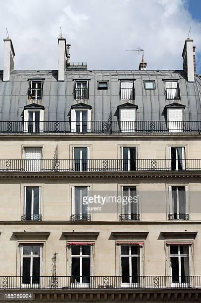 ビルのパリ,フランス