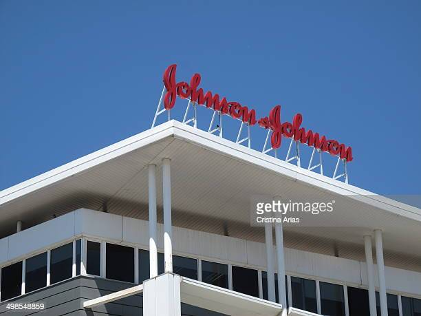 Building of the company Johnson and Johnson in the Juan Carlos I Business Park in Madrid it is an American multinational of medical pharmaceutical...