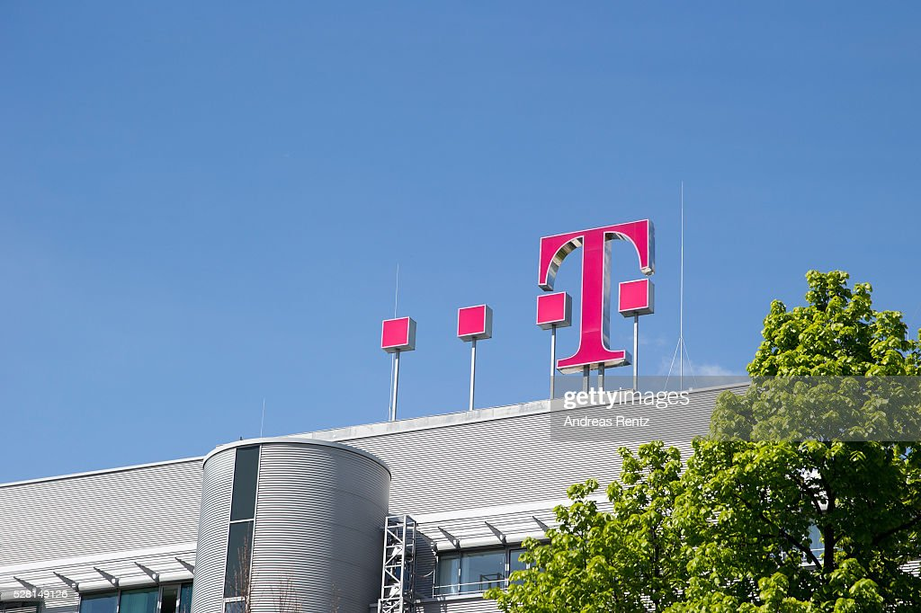 A building of the Deutsche Telekom headquarters is pictured on May 04, 2016 in Bonn, Germany.
