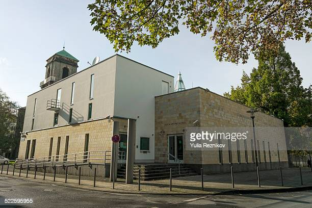 Building of the Wuppertal Synagogue