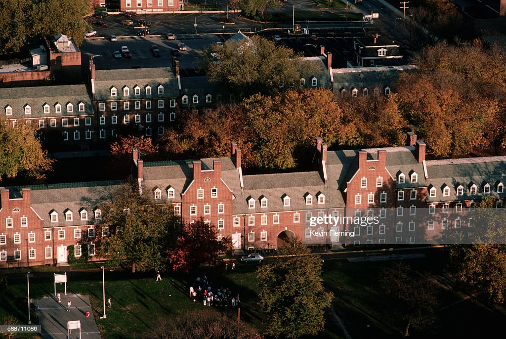 Building on the University of Delaware Campus