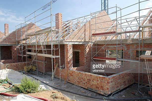 costruire casa foto e immagini stock getty images