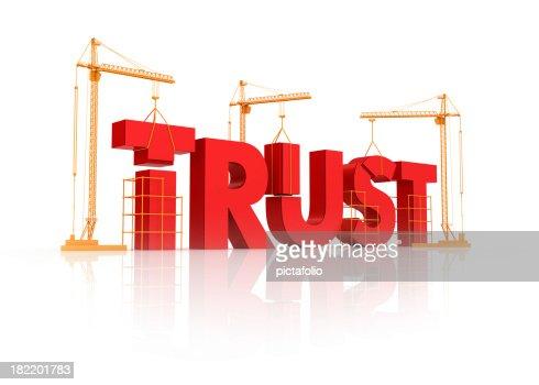building trust relation