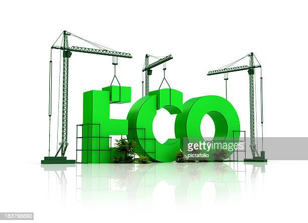 building with eco standards