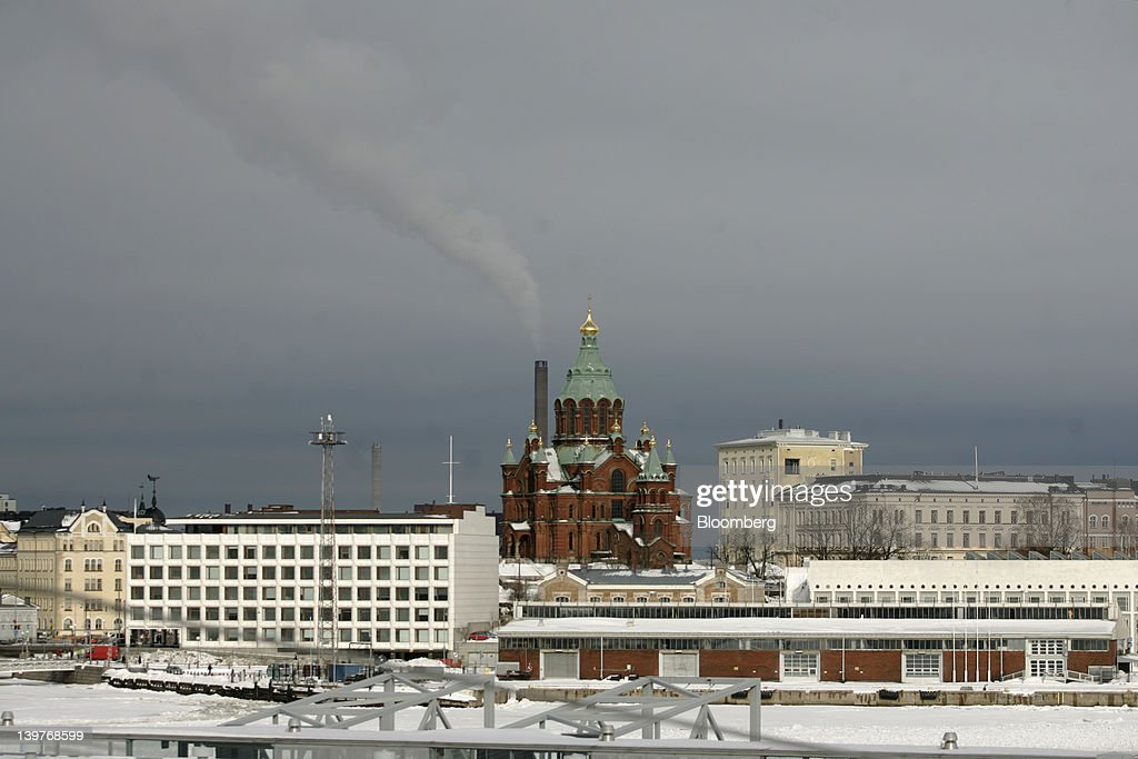 General Retail And Currency In The Finnish Capital | Getty ...