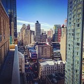 Buildings At Eighth Avenue