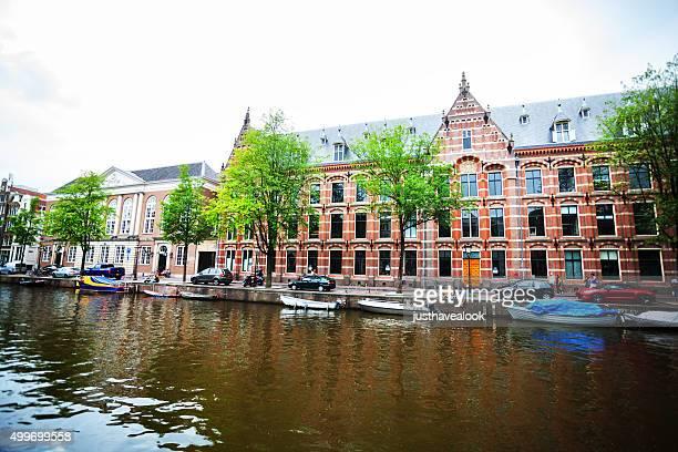 Buildings at Kloveniersburgwal