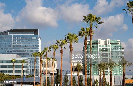 Buildings in Irvine