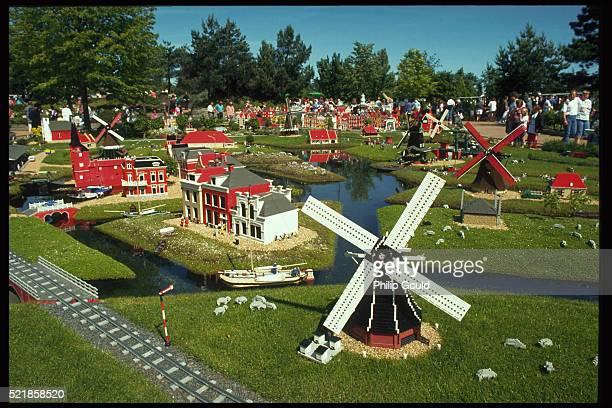 Buildings in Legoland