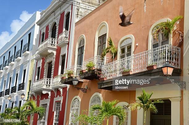 Buildings of Old San Juan