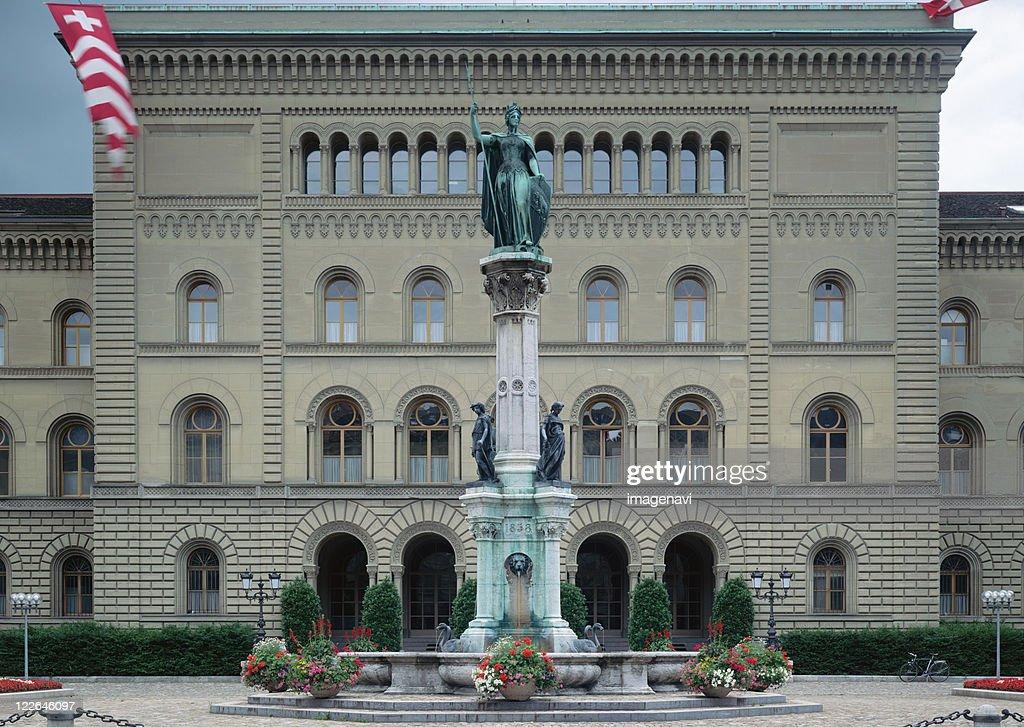 Buildings of the Bundeshaus